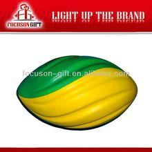 Customized Logo Sports ball logo anti stress American football