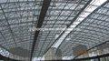 china la estructura de acero corrugado para techos