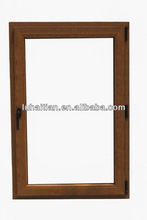 plastic frame material and basement windows type plastic window