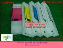 700ML T6941-T6945 Empty Refill Ink Cartridge for Epson T3000