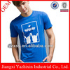 2014 Wholesale custom printing hot sale promotion products blank high quality bulk blank t-shirt