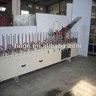 Hot glue pvc plstic door making machine in China