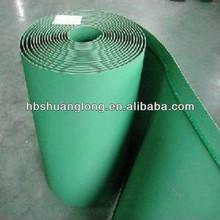 PVC food grade conveyor belt,light weight and flexible
