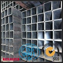 SS400 square pipe.square pipe.Corrugated steel pipe.Q235B square tube