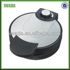 YD-308 5 slice heart shape mini household waffle maker