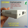 China newest outdoor router enclosure wholesale housing Plastic