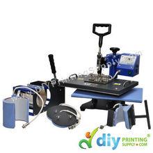 Digital Combo Heat Press Machine For Gift Printing Business (J-Trans)