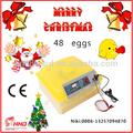 Prezzo speciale mini incubatrice termostato digitale ew-48 incubatore per la vendita