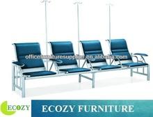 High Back reclining hospital chair, hot sale hospital sleeper chairs