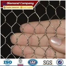 hexagonal iron mesh/anping hexagonal plastic mesh