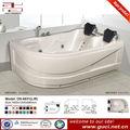 caliente de interior bañera doble de hidromasaje bañera