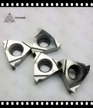 Zhuzhou manufacturer of high quality cemented carbide CNC thread inserts for cutting