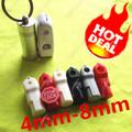 Hot!!! Sl001 supermarkt Anti- diebstahl-anzeige Anschlag schloßhaken/Stop schloss mit alarmanlage