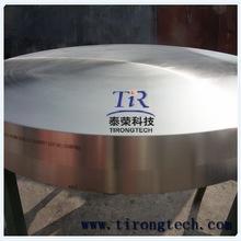 dia 90mm T10mm Gr5 Gr2 titanium disc excelent quality with stock