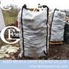 Hot Sale!! 100% Virgin PP ventilated firewood bag/big bag