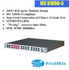 IEC61850-3 28-port managed rackmount industrial Ethernet switch