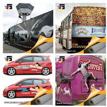 car body stickers/vinyl sticker/car body vinyl wrap sticker