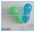 Alta calidad en forma de globo de tarjetas de felicitación de cumpleaños