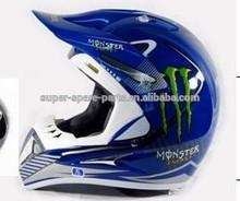 China custom full face motorcycle helmets
