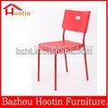 sillasdeplástico fundas para sillas de comedor con patas de metal c601