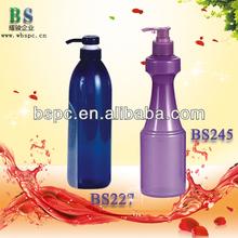 All size black plastic bottles