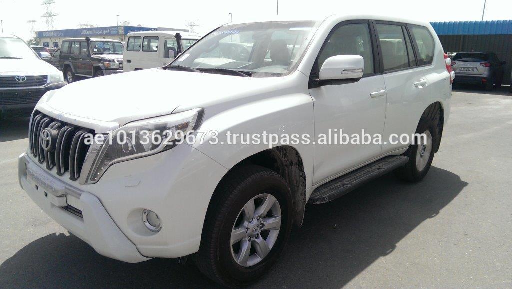 Toyota Prado 2014 Model