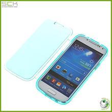 flip cover for s4 mini gel ,gel tpu flip case for samsung galaxy s4 mini