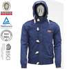 Men's new style european cheap men winter jacket