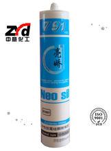 LJ791 Neutral Silicone Sealant for Big Glass