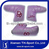 Pink Leather Putter Head Covers For Sale