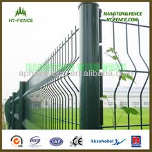 Plastic Garden Fence/ PVC fence panels