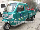 closed cabin three wheel vehicles motor tricycle China