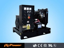 68kW open type ITCPower diesel Generator Set supplier of power