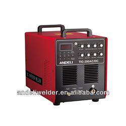 2014 High Quality Mosfet Inverter AC DC Aluminium TIG/ARC Welding Machine