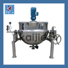 Tilting Steam Jacketed Kettle with Agitator