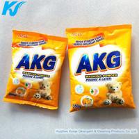 125G Cheap AKG Washing Powder Detergent Acetic Acid Glacial