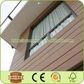 huzhou plástico reciclado wall painéis de revestimento da parede exterior