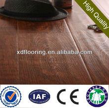 cheap ac4 germany technique laminate flooring, handscraped laminate flooring