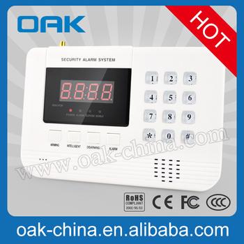 GT005G Dual network alarm,home alarm security