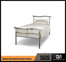 Venda direta da fábrica cama de solteiro medições