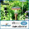 Cixi landsign solar powered grow lights super bright garden light solar led lights