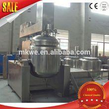 capacity of mixing tank