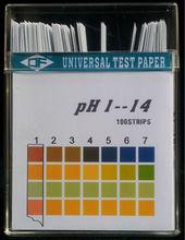 """DF""laboratory pH paper: universal paper PH1-14"