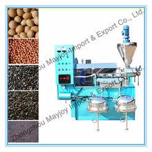 Multifunctional peanut/sesame/sunflower screw oil press machine for sale