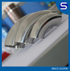 304 stainless steel hydraulic fitting food grade