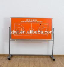 Jiangsu School magnetic tatic teaching board for basketball