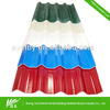 Light weight acid & alkali corrosion resistant corrugated roofing sheets