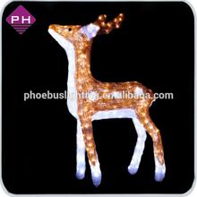 2015 new christmas lights sika deer light wholesale