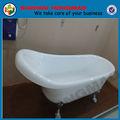 Banheira de baixo preço, moderna banheira de plástico para adultos