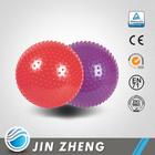 China eco-frendily pvc massage yoga ball Hot wholesale